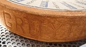 Gruyere best melting cheese