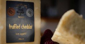 truffle cheddar